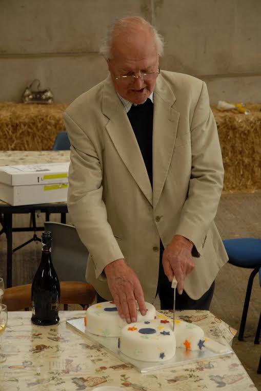 90th Birthday At Springbarrow Lodge