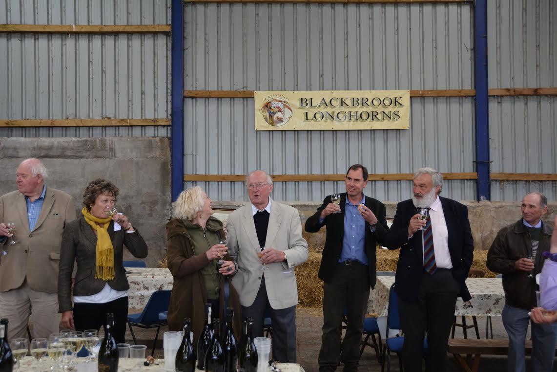 Birthday Celebrations at Springbarrow Lodge